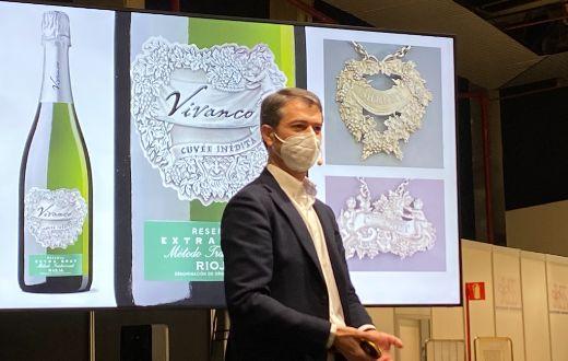 Tecnovino presentación Vivanco Cuvéee Inédita Reserva Extra Brut 2017