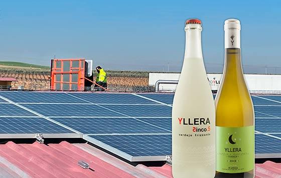 Tecnovino energÍa fotovoltaica Yllera