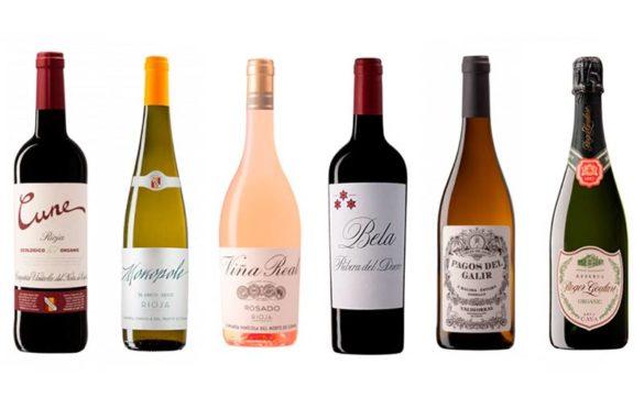 Tecnovino vinos de CVNE detalle