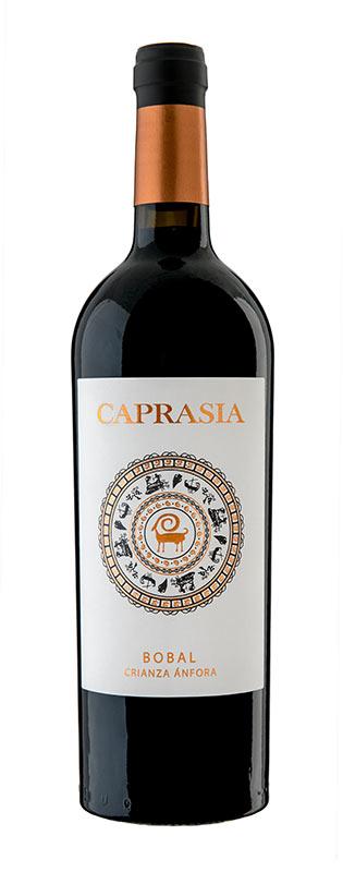 Tecnovino vinos de DO Utiel-Requena Caprasia Bobal