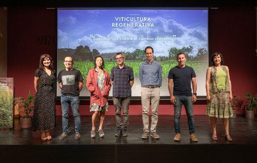 Tecnovino I Simposio de viticultura regenerativa