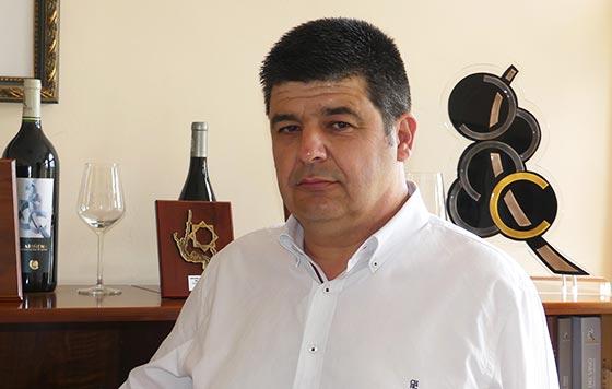 Tecnovino DOP Carinena Antonio Ubide presidente