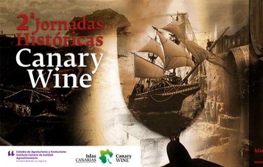 Tecnovino II Jornadas Históricas Canary Wine
