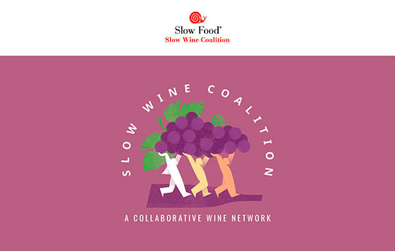 Tecnovino Slow Wine Coalition logo