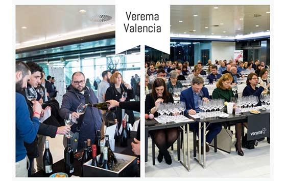 Tecnovino Verema Valencia detalle
