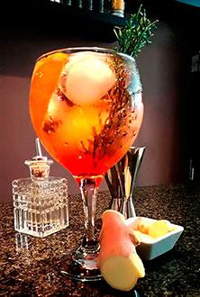 Tecnovino elegir vino en verano OIVE GingerWine receta