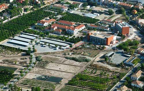 Tecnovino nuevas variedades de uva centro IMIDA detalle