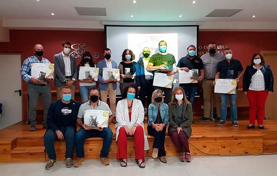 Tecnovino premios ABRA 2021