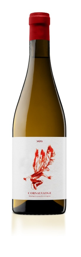 Tecnovino vino CorSalvatge de Clos Cor Ví