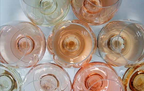 Tecnovino vinos rosados Rose Wines World Tracking detalle