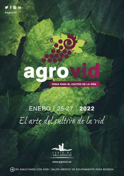 Tecnovino Agrovid 2022 Feria de Valladolid