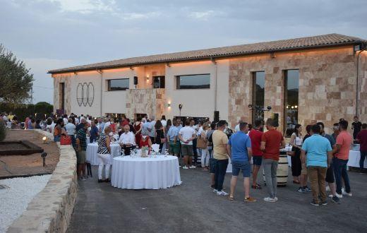 Tecnovino inauguración Bodegas Cano