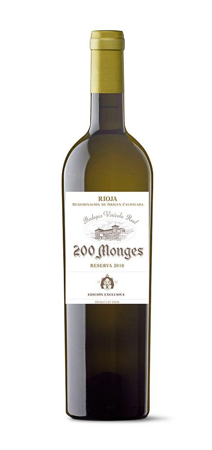 Tecnovino Vinícola Real blancos gama 200 Monges 1