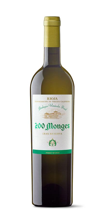 Tecnovino Vinícola Real blancos gama 200 Monges 2