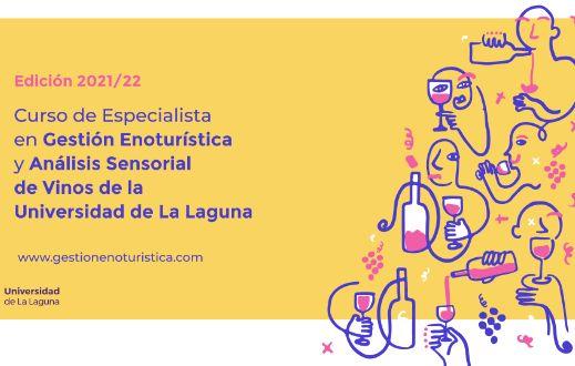 Tecnovino VIII Curso de Especialista en Gestión Enoturística y Análisis Sensorial de Vinos