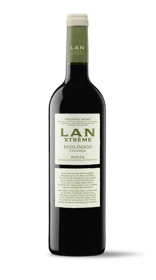 Tecnovino vino ecológico Lan Xtrème