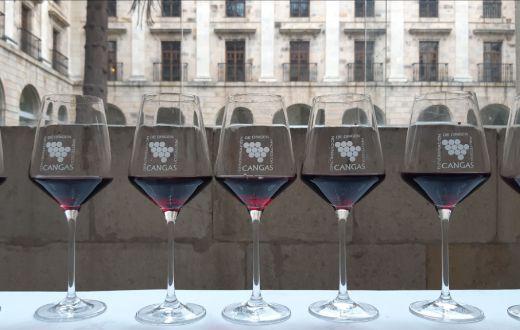 Tecnovino cata 2º Concurso de vinos de atlánticos Atlantic 2021
