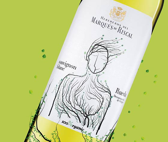 Tecnovino Marqués de Riscal Sauvignon Blanc 100%organic