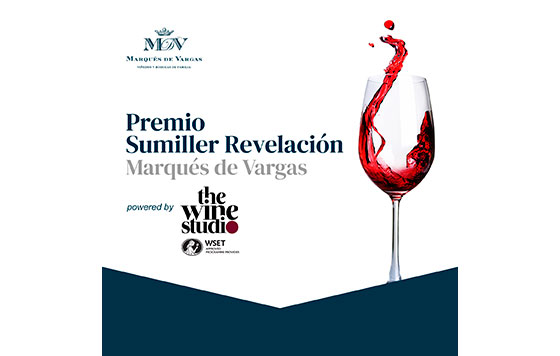 Tecnovino Marqués de Vargas Premio Sumiller Revelación