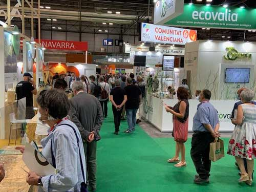 Tecnovino Organic Food Iberia 2021 2