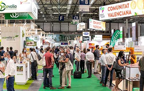 Tecnovino Organic Food Iberia 2021 detalle