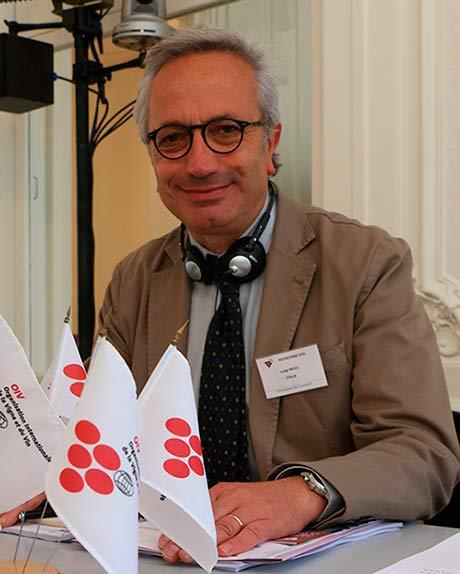 Tecnovino Organizacion Internacional de la Viña y el Vino Luigi Moio