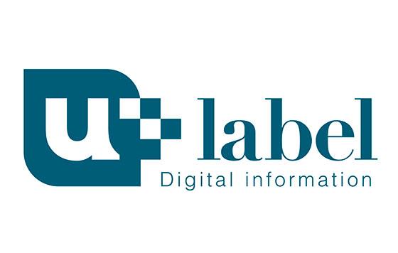 Tecnovino etiquetado electronico de vino U label logo
