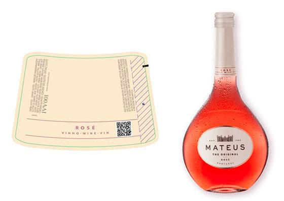 Tecnovino etiquetado digital de vino U-Label Sogrape
