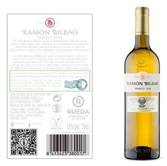 Tecnovino etiquetado digital de vino U-Label Zamora Company