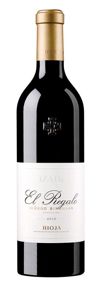 Tecnovino vino El Regalo Bodegas Izadi