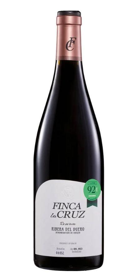 Tecnovino vinos de Lidl Finca de la Cruz