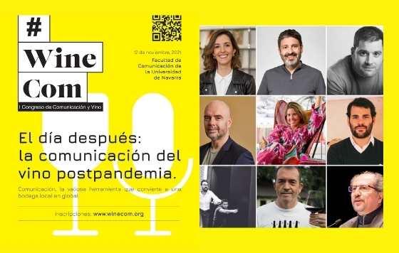 congreso sobre la comunicación postpandemica en el sector vitivinicola